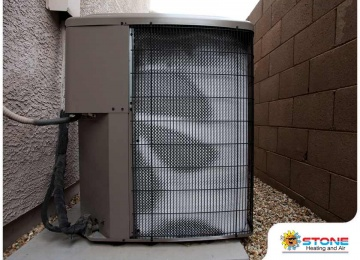 How Snow & Ice Can Damage Your HVAC System